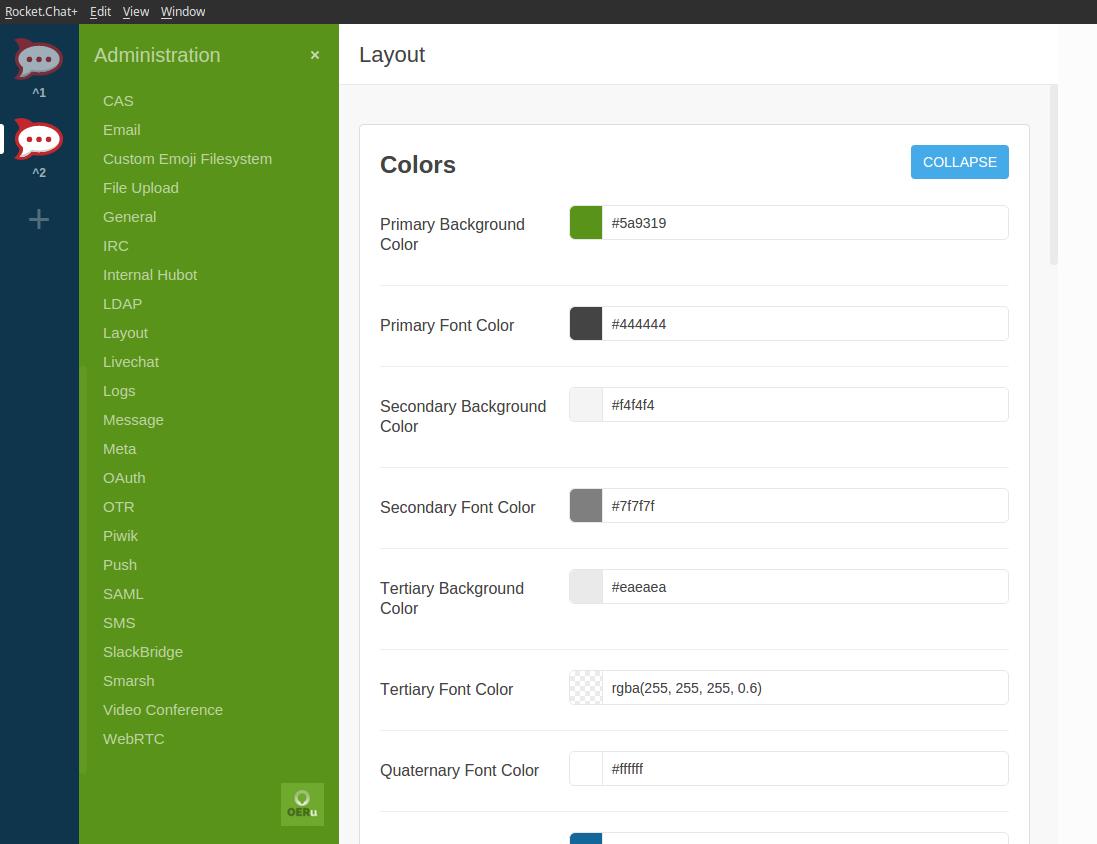Installing Rocket Chat with Docker on Ubuntu Linux 14 04 | OERu